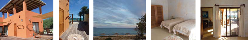 Baja Fishing Resort Accomadations